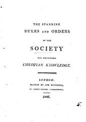 The standing rules and orders: Volume 5