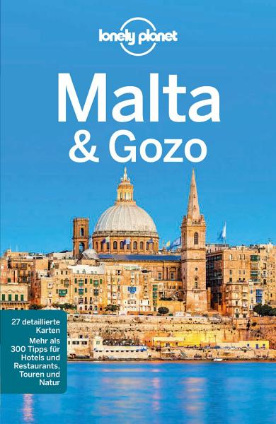 Lonely Planet Reisef  hrer Malta   Gozo