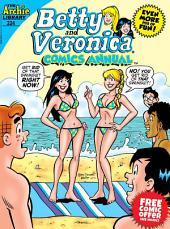 Betty & Veronica Comics Digest #224