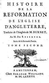 Histoire de la reformation de l'Eglise d'Angleterre: Volume 4