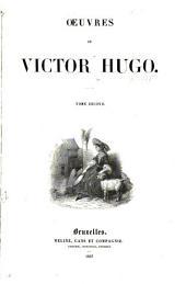 Oeuvres de Victor Hugo: Volume2