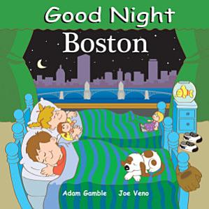 Good Night Boston Book