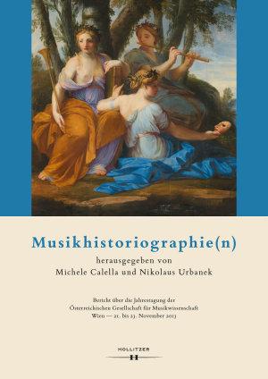 Musikhistoriographie n  PDF