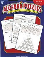 Algebra Puzzles, eBook