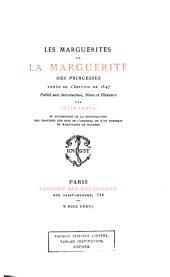 Les Marguerites de la Marguerite des princesses: texte de l'édition de 1547, Volume3