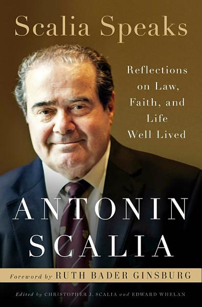 Download Scalia Speaks Book