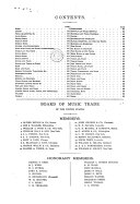 Complete Catalogue of Sheet Music and Musical Works published by the Board of Music Trade, etc
