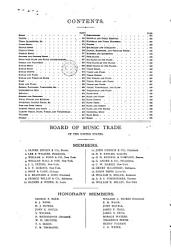Complete Catalogue of Sheet Music and Musical Works published by the Board of Music Trade  etc PDF