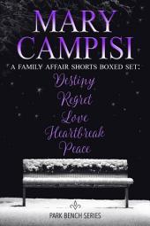 A Family Affair Shorts Boxed Set: Park Bench series Books 1-5