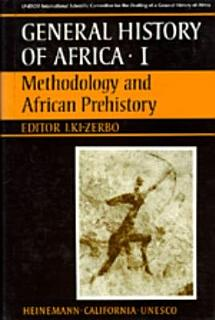 Methodology and African Prehistory Book