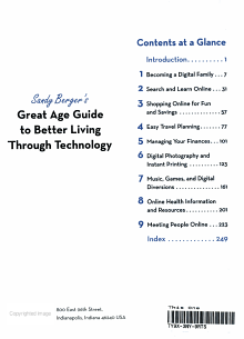 Sandy Berger s Great Age Guide to Better Living Through Technology PDF