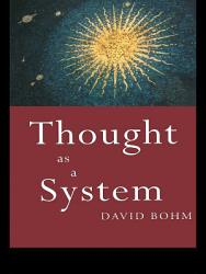Thought As A System Book PDF