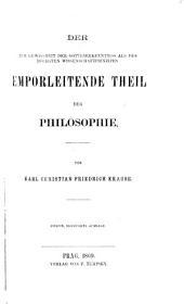 Vorlesungen über das System der Philosophie