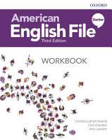 American English File 3E Starter Workbook PDF