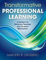 Transformative Professional Learning PDF