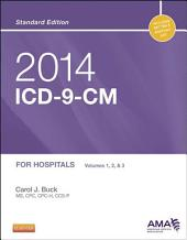 2014 ICD-9-CM for Hospitals, Volumes 1, 2 and 3 Standard Edition - E-Book