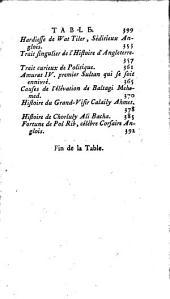 Contes, Avantures, Et Faits Singuliers, &c: Volume2