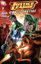 Justice League: Cry for Justice (2009-) #2