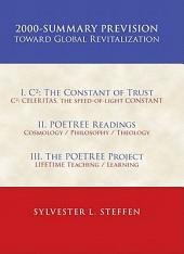 2000 - Summary Prevision: Toward Global Revitalization - Book One of the Justified Living Trilogy
