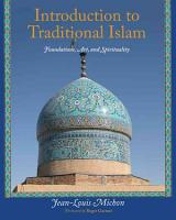 Introduction to Traditional Islam  Illustrated PDF