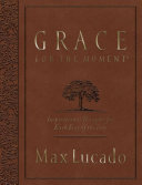 Grace for the Moment Large Deluxe Book