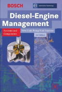 Bosch Diesel Engine Management Handbook PDF