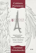Cahiers Parisiens   Parisian Notebooks PDF
