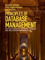 Principles of Database Management PDF
