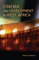 Cinema and Development in West Africa PDF