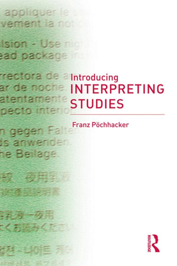 Introducing Interpreting Studies