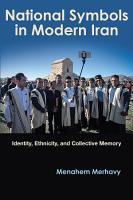 National Symbols in Modern Iran PDF