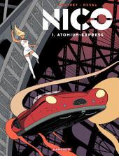 Nico – tome 1 - Atomium-Express