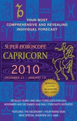 Capricorn  Super Horoscopes 2010  PDF