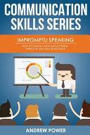 Impromptu Speaking Book PDF
