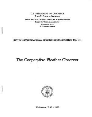 Key to Meteorological Records Documentation PDF