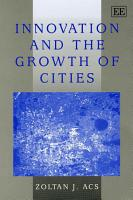 Innovation and the Growth of Cities PDF