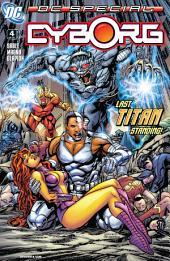 DC Special Cyborg (2008-) #4
