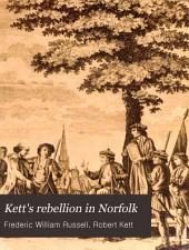 Kett's rebellion in Norfolk