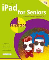 iPad for Seniors in easy steps  9th edition   covers all iPads with iPadOS 13 including iPad mini and iPad Pro PDF