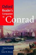 Oxford Reader s Companion to Conrad PDF