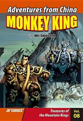 Monkey King Volume 08: Treasures of the Mountain Kings