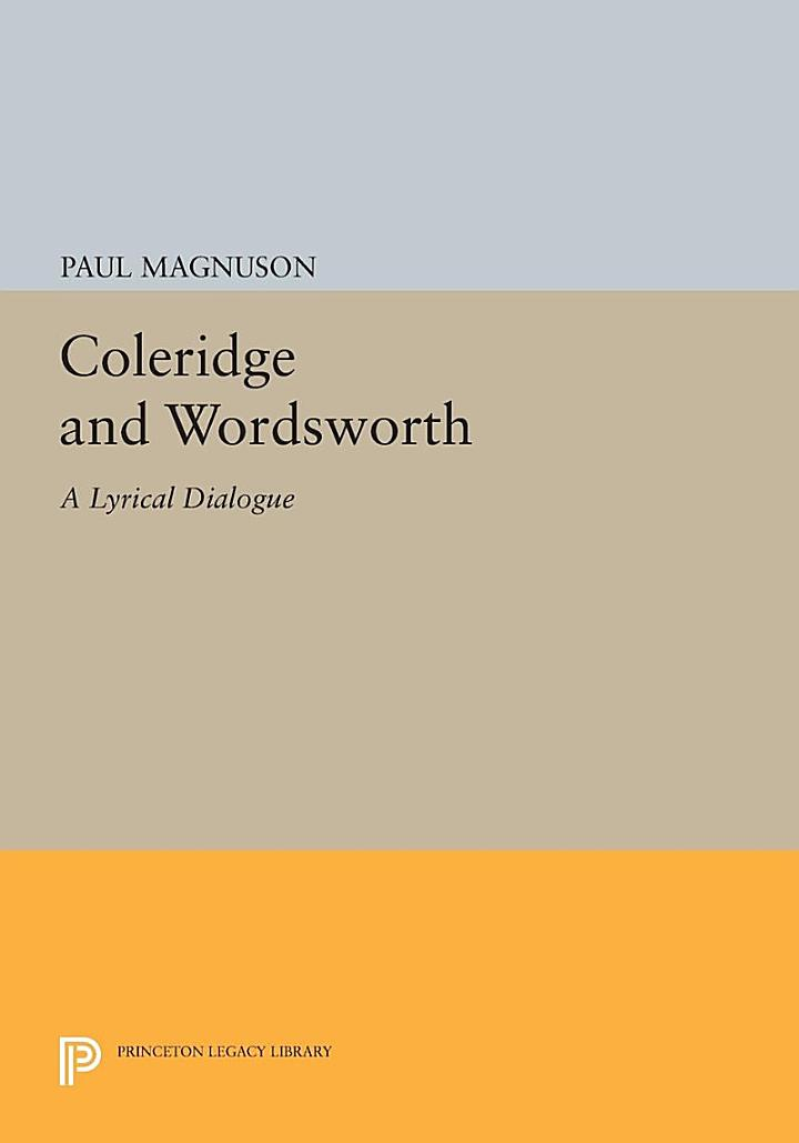 Coleridge and Wordsworth
