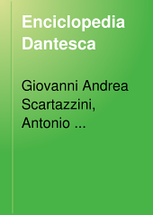 Enciclopedia Dantesca: M-Z (1898)