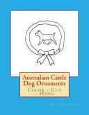 Australian Cattle Dog Ornaments