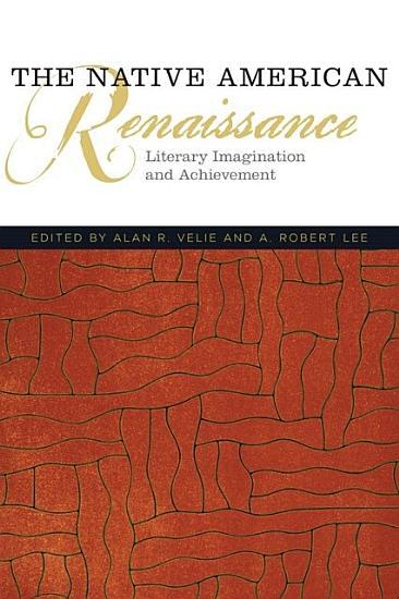The Native American Renaissance PDF