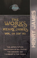 The Works of Henry James  Vol  09  of 18  PDF