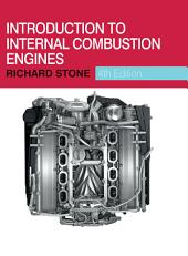Introduction to Internal Combustion Engines: Edition 4