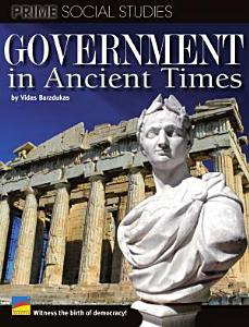 Government in Ancient Times PDF