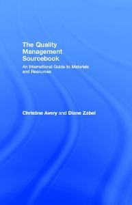 The Quality Management Sourcebook PDF