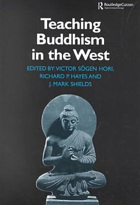 Teaching Buddhism in the West PDF